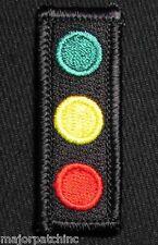 THE LIFE AQUATIC TEAM ZISSOU TRAFFIC LIGHT COSTUME HAT CAP HOOK PATCH