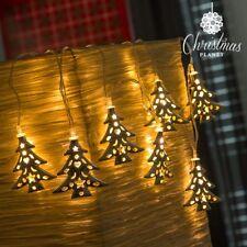 Coronas, guirnaldas y plantas de Navidad color principal plata