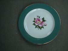 "International China Co Empire Green 10"" Dinner Plate"