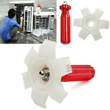 A/C Air Conditioner Radiator Condenser Fin Comb Straightener Cleaner Tool 6 IN 1