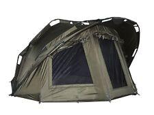 MK Angelsport Fort Knox Pro Dome 2 Mann Angelzelt Karpfenzelt Bivvy Zelt
