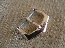 Rose Gold Plated Buckle 16mm Strap End Wide Compatible With PP watch