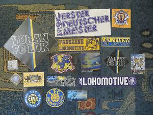 17 Ultras 1 FC Lokomotive Leipzig Aufkleber Hooligans Lok Chemie Halle Blue Side