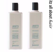 Juuce Anti Dandruff Shampoo 2 x  375ml Duo Pack