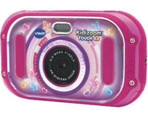 vtech® Kidizoom® Touch 5.0 Digitalkamera Pink Neu Ovp