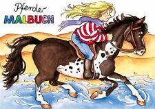 *Malbuch*Pferdemalbuch*DIN A5*Grätz-Verlag*
