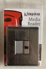 Kingston Media Reader FCR-HS219 USB  2.0 19-in-1 Flash Memory Card Reader