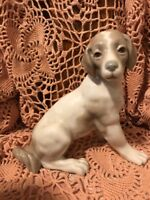 LLADRO NAO 57 Dog, Sitting Dog Retired! Mint Condition! No Box! Great Gift! L@@K