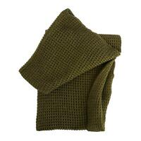 Mens Womens Wrap Shawl Scarf Chunky Knitted Acrylic Scarves Ribbed Neck Warmer