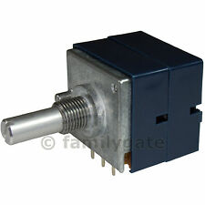 ALPS RK27112 Potentiometer 100K log volume audio taper pot RK27112A00AK t RK27