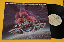 LARRY GRAHAM AND CENTRAL STATION LP MY RADIO SURE..1°ST ORIG USA 1978