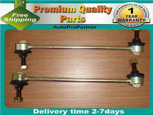 2 FRONT SWAY BAR LINKS FOR NISSAN TIIDA 04-12
