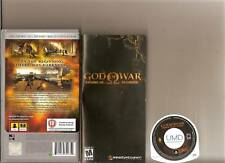 God of War Chains Of Olympus SONY PSP