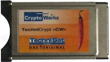 Technisat CryptoWorks Crypto-Works Cam Avec Garantie 3 An boîte d'origine NEUF UE
