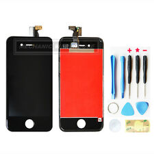 For Black iPhone 4S Front Complete Retina LCD Display Touch Screen Digitizer UK