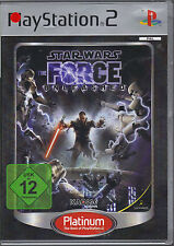 Star Wars -The Force Unleashed (Playstation2) Platinum