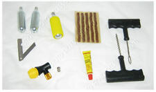 kit riparazione gomme gomma tubeless moto custodia + 3 bombolette  77255005A ONE