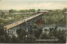 Fort Snelling Bridge Twin Cities MN Postcard
