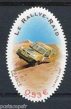 FRANCE 2005, timbre 3799, GORDON BENNET, SPORT AUTOMOBILE, LE RALLYE RAID neuf**