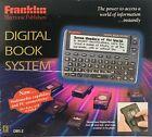 Franklin Digital Book System DBS-2