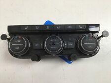 5G0907044BD Bedienteil Heizungsbetätigung (Konsole) VW Golf VII (5G1, BQ1, BE1,