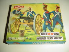 AIRFIX S37 1/72 HO/00 WATERLOO FRENCH ARTILLERY