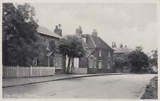 English Postcard. The Village, Totteridge, Barnet, London. Fine!  c 1920s