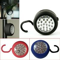 24LED Magnetic Camping Hanging Light Bulb Tent Fishing Lantern Outdoor Emergency
