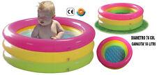 piscine gonflable pour les enfants pataugeoire jardin fond renforcé amorti