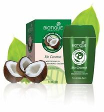 Biotique Bio Coconut Whitening Brightening Cream 50 gm