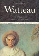 L'Opera Completa di Watteau - Rizzoli Editore 1968 Classici dell'Arte Rizzoli 21