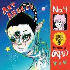 "Grimes ""Art Angels"" Art Music Album Poster HD Print 12"" 16"" 20"" 24"" Sizes"