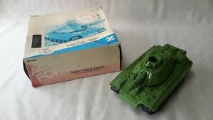 Vintage Palitoy Action Force Working Z-Force Battle Tank With Box No Inserts