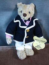 "TEDDY BEAR by Linda Spiegel Regal Shoes 2008 11"" tall"