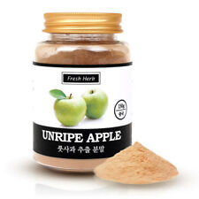 100% Green Apple Extract Powder Tea Juice Herbal Health Diet Fruit Food 130g
