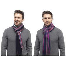 Gestreifte Damen-Schals aus Acryl