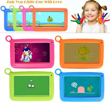 """7"""" Tableta 8 GB Quad Core Doble Cámara & Wifi Para Niños Child juegos de los Niños Regalo"""