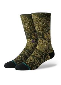 Stance Verdana Socks Black
