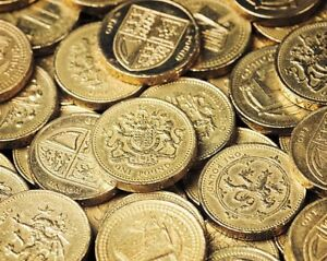 UK One Pound Coin £1 2000 to 2017 Choose your Year - circulated EDINBURGH LONDON