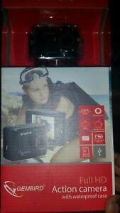 Gembird ACAM-002 Full HD Camera with waterproof case