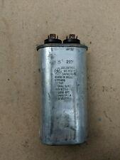Dielektrol GE Oil Capacitor 12.5 MFD 370 VAC 97F5459