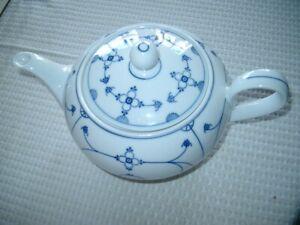 """Teekanne Strohblume Indisch blau Strohblume """"Moschendorf Bavaria"""""""