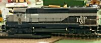 HO scale Athearn Richmond Fredricksburg Potomac no 121 Diesel Locomotive