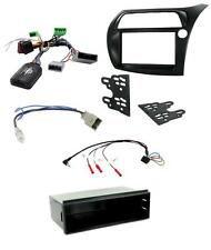 Honda Civic 2006-2011 rhdcar Stereo solo doble DIN Facia Kit de montaje Tallo