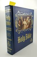 """Holy Bible Master Reference Edition Heirloom Bible Publisher 1964 King James 12"""""""