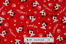 * BACK TO SCHOOL Computers Supplies Children Kids Cotton Fabric  BTY M4