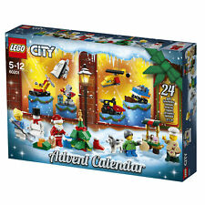 Lego City LEGO City Adventskalender 60201