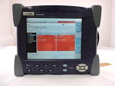 JDSU T-Berd 8000 Communications Platform, TB8000, VFL, PM, ORL, 90 Day Warranty