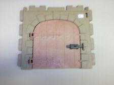 Playmobil Tor für Ritterburg 3666 Bauernhof Fachwerkhaus Türriegel Set 1