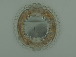 Vintage Small Murano Glass Venetian Wall Mirror 1950's